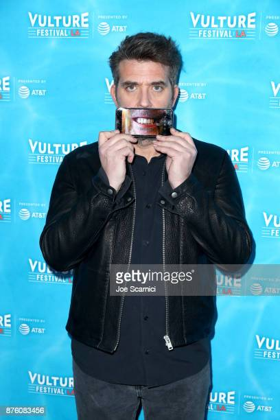 Actor Craig Bierko attends the 'Unreal vs Superstore Pop Culture Trivia Game Show' during Vulture Festival LA Presented by ATT at Hollywood Roosevelt...