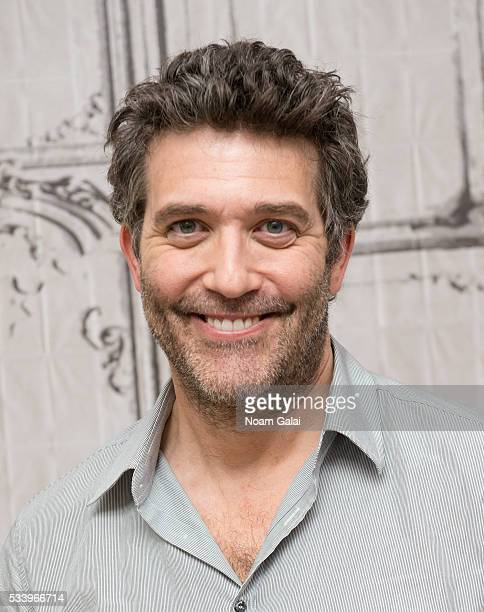 Actor Craig Bierko visits AOL Build to discuss UnREAL at AOL Studios In New York on May 24 2016 in New York City