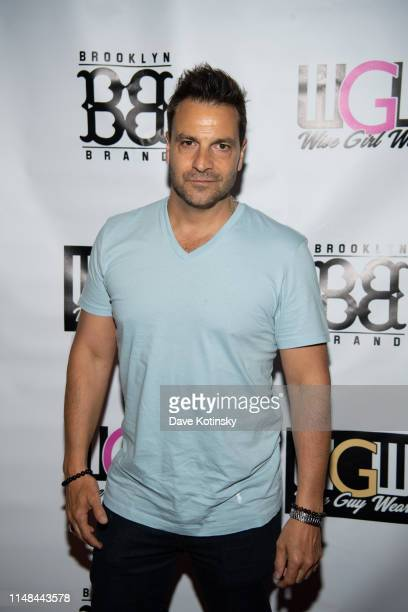 Actor Craig DiFrancia arrives at the Brooklyn Brand Spring Line Red Carpet Event at Cabo RVC on June 6, 2019 in Rockville Centre, New York.