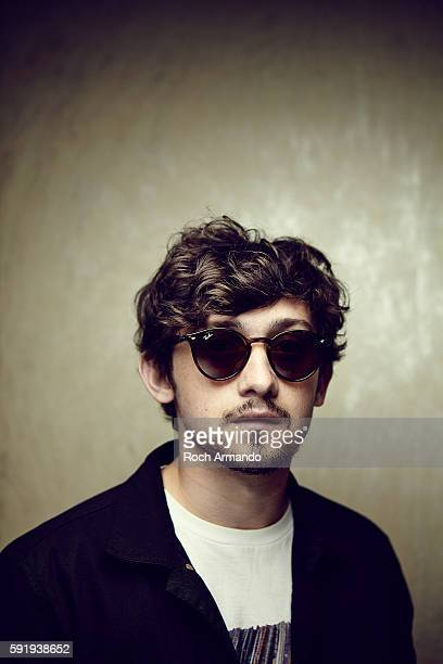 Actor Craig Haydn Roberts is photographed for Self Assignment on October 3 2015 in Dinard France