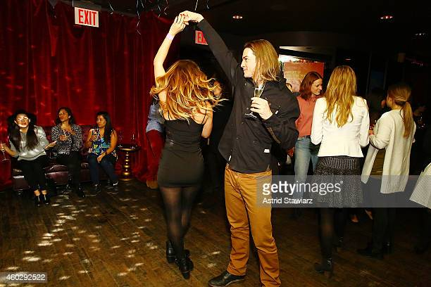 Actor Craig Horner attends Entertainment Weekly And VH1 Host A Special Screening Of VH1's New Scripted Series 'Hindsight' on December 10 2014 in New...