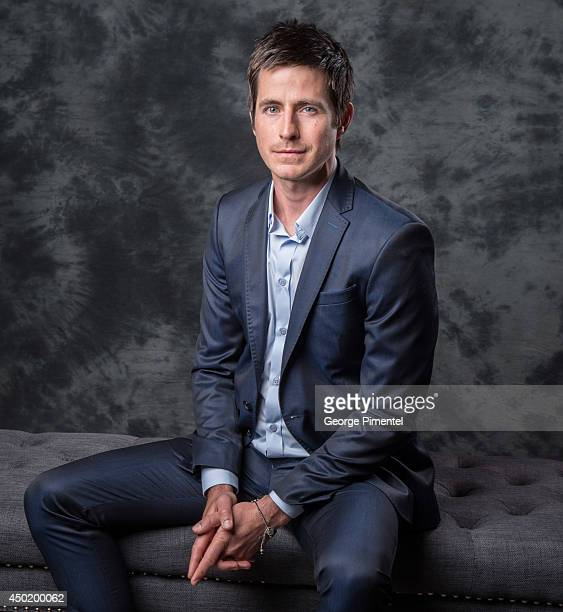 Actor Craig Olejnik of The Listener poses for a portrait during CTV 2014 Upfront at Sony Centre for the Performing Arts on June 5 2014 in Toronto...