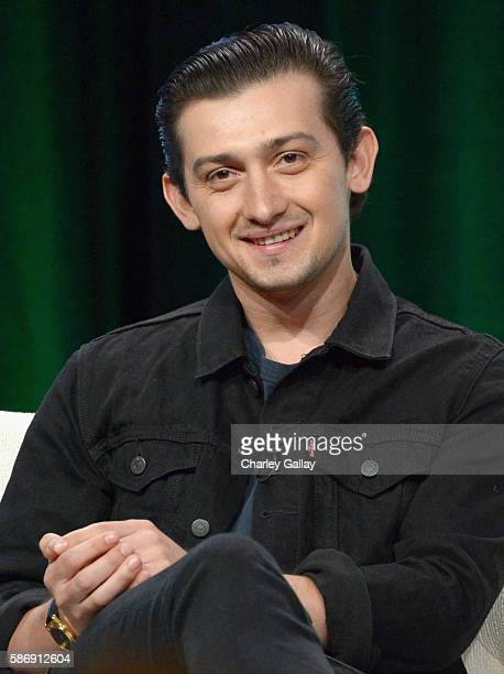 Actor Craig Roberts attends the Amazon 2016 Summer TCA Press Tour at The Beverly Hilton Hotel on August 7 2016 in Beverly Hills California