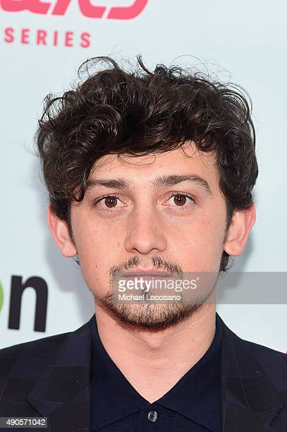 Actor Craig Roberts attends the Amazon red carpet premiere for the brand new original comedy series 'Red Oaks' on September 29 2015 in New York City
