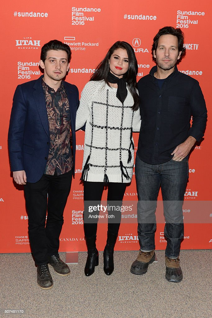"""The Fundamentals Of Caring"" Premiere - Arrivals - 2016 Sundance Film Festival"