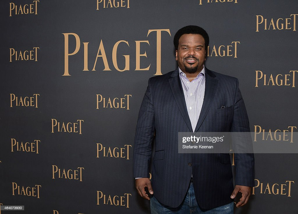 Actor Craig Robinson attend the 30th Annual Film Independent Spirit Awards at Santa Monica Beach on February 21, 2015 in Santa Monica, California.