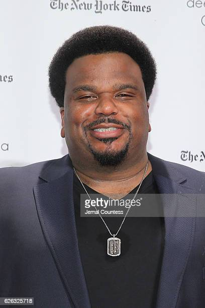 Actor Craig Robinson attends IFP's 26th Annual Gotham Independent Film Awards at Cipriani Wall Street on November 28 2016 in New York City