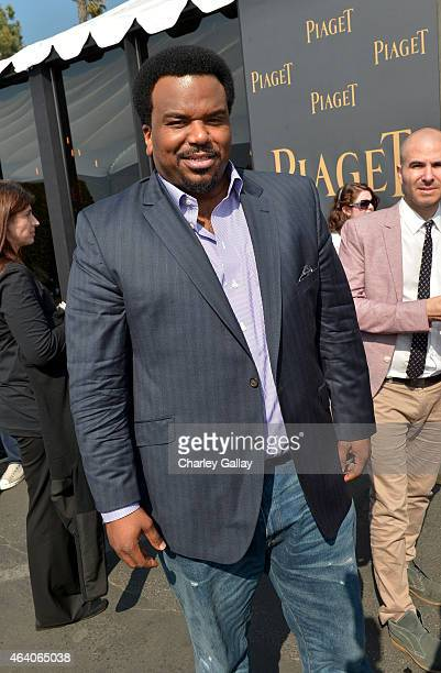 Actor Craig Robinson attends the 30th Annual Film Independent Spirit Awards at Santa Monica Beach on February 21 2015 in Santa Monica California