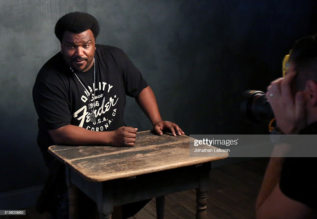 Actor Craig Robinson attends The Samsung Studio at SXSW 2016 on March 14, 2016 in Austin, Texas.