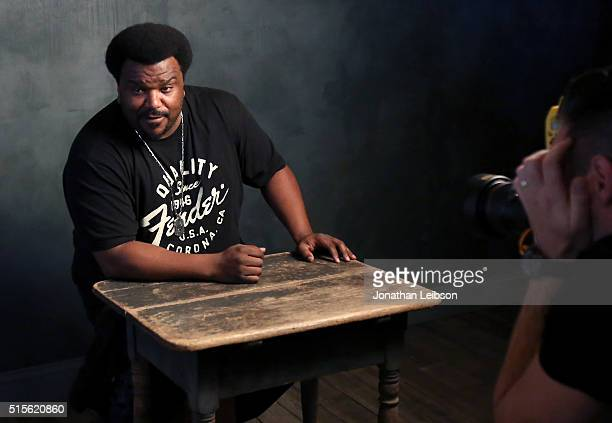 Actor Craig Robinson attends The Samsung Studio at SXSW 2016 on March 14 2016 in Austin Texas