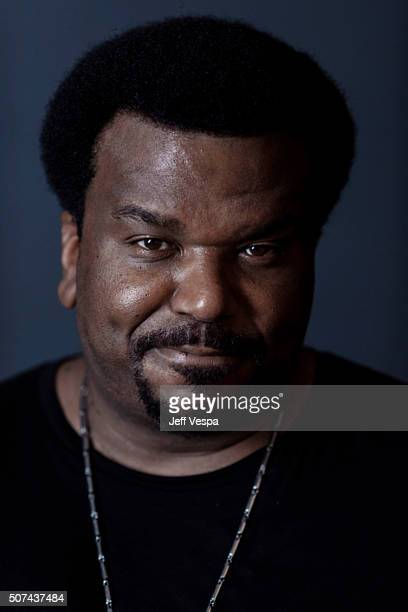 Actor Craig Robinson of 'Morris from America' poses for a portrait at the 2016 Sundance Film Festival on January 22 2016 in Park City Utah