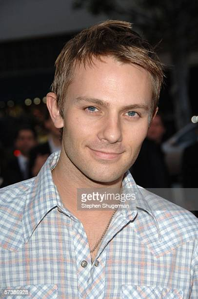 Actor Craig Young attends the premiere of TriStar Pictures' Silent Hill at the Egyptian Theatre on April 20 2006 in Hollywood California