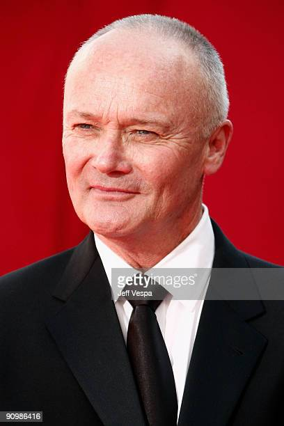 Actor Creed Bratton arrives at the 61st Primetime Emmy Awards held at the Nokia Theatre on September 20, 2009 in Los Angeles, California.