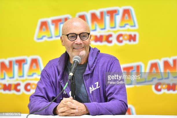 Actor Creed Bratton attends 2019 Atlanta Comic Con at Georgia World Congress Center on July 14, 2019 in Atlanta, Georgia.