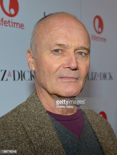 Actor Creed Bratton attends a private dinner for the Lifetime premier of Liz Dick at Beverly Hills Hotel on November 20 2012 in Beverly Hills...
