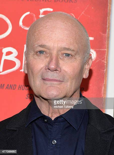 Actor Creed Bratton attends the LAFF world premiere of Band of Robbers at Regal Cinemas LA Live on June 13 2015 in Los Angeles California