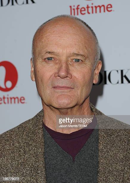 Actor Creed Bratton attends the premiere of Lifetime's Liz Dick at Beverly Hills Hotel on November 20 2012 in Beverly Hills California