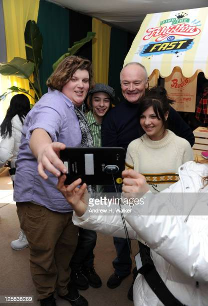 Actor Creed Bratton attends The Samsung Galaxy Tab Lift on January 23, 2011 in Park City, Utah.