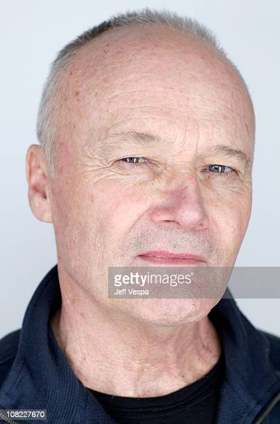 Actor Creed Bratton poses for a portrait during the 2011 Sundance Film Festival at the WireImage Portrait Studio at The Samsung Galaxy Tab Lift on...