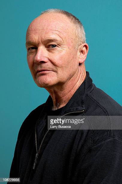 Actor Creed Bratton poses for a portrait during the 2011 Sundance Film Festival at The Samsung Galaxy Tab Lift on January 21, 2011 in Park City, Utah.