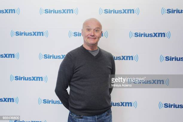 Actor Creed Bratton visits SiriusXM Studios on March 20 2018 in New York City