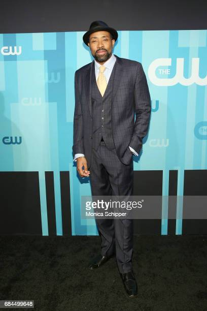 Actor Cress Williams attends the 2017 CW Upfront on May 18 2017 in New York City