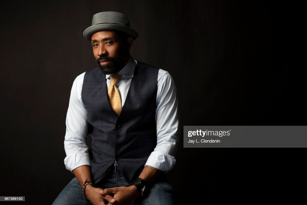 Cress Williams, Los Angeles Times, May 14, 2018