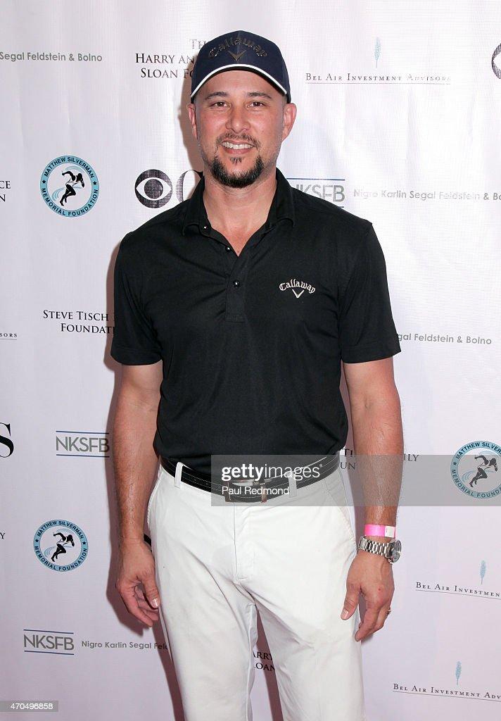 Actor Cris Judd attends the 3rd Annual Matthew Silverman Memorial Foundation Gala at El Caballero Country Club on April 20, 2015 in Tarzana, California.