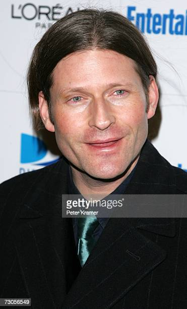 Actor Crispin Glover arrives at Entertainment Weekly's celebration of the 2007 Sundance Film Festival and the launch of Sixdegreesorg during the...