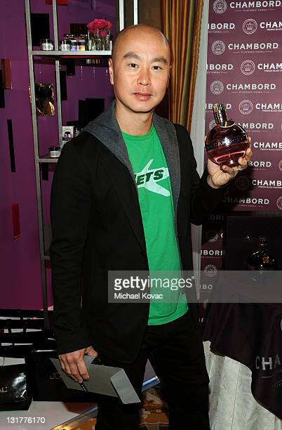 Actor CS Lee attends the HBO Luxury Lounge in honor of the 68th Annual Golden Globe Awards at The Four Seasons Hotel on January 15 2011 in Beverly...