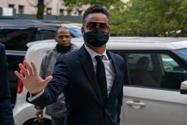 NY: Actor Cuba Gooding Jr. Appears At Court Over Charges Of Sexual Assault And Rape