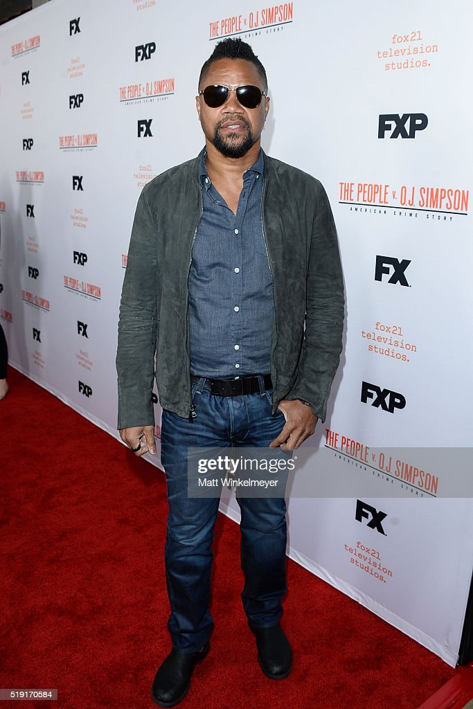 """For Your Consideration Event For FX's """"The People v. O.J. Simpson - American Crime Story"""" - Red Carpet : Fotografía de noticias"""