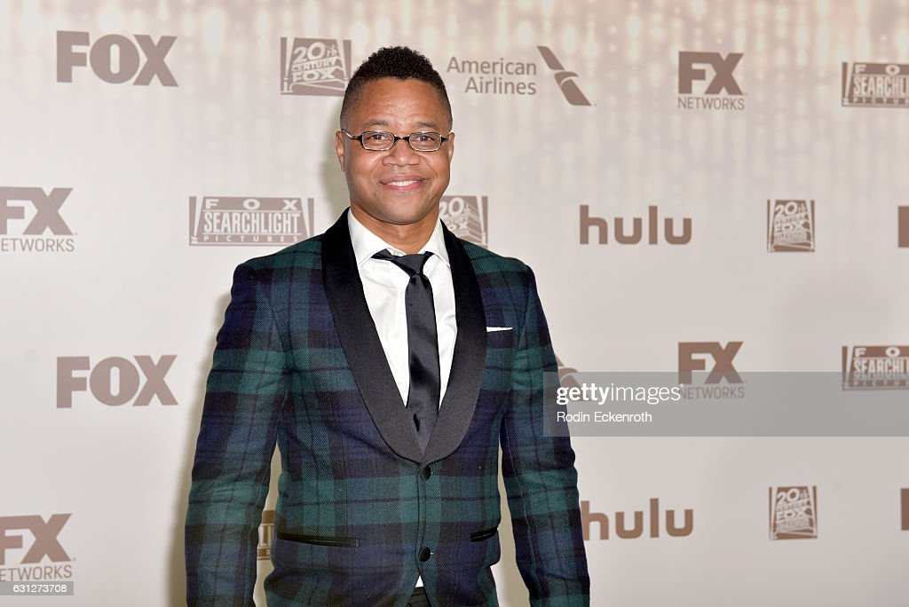 FOX And FX's 2017 Golden Globe Awards After Party - Arrivals : News Photo