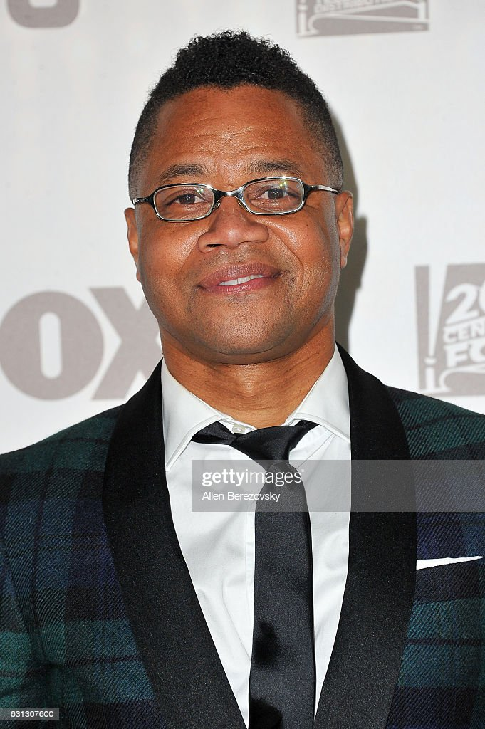 Actor Cuba Gooding Jr. attends FOX and FX's 2017 Golden Globe Awards After Party at The Beverly Hilton Hotel on January 8, 2017 in Beverly Hills, California.