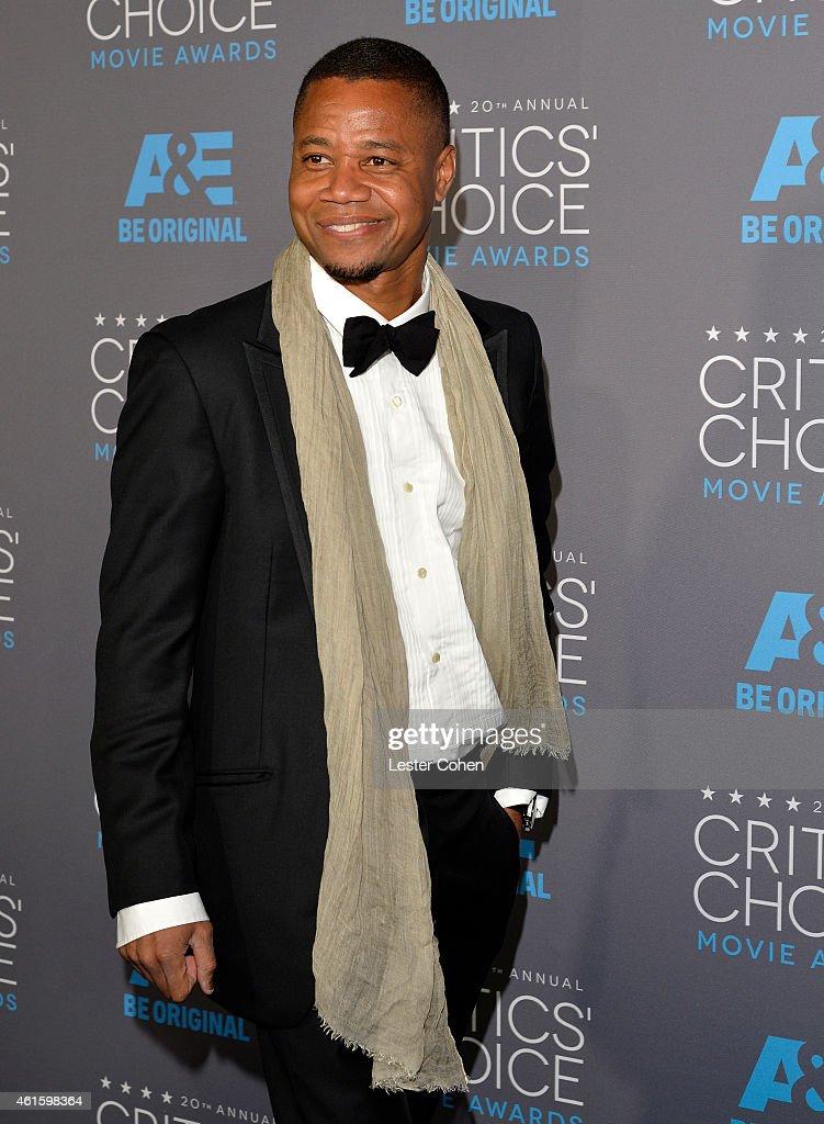 20th Annual Critics' Choice Movie Awards - Arrivals : Fotografia de notícias