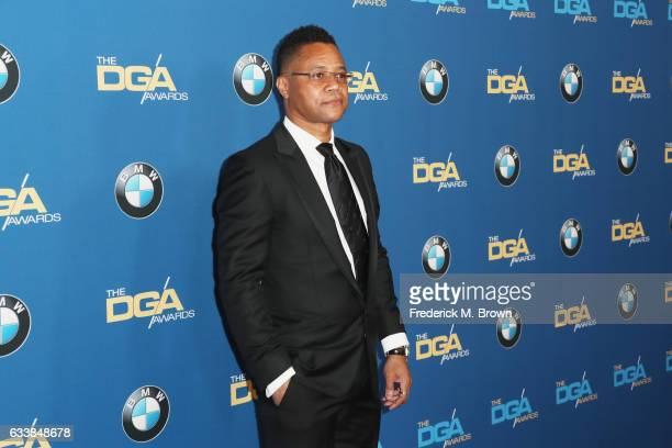 Actor Cuba Gooding Jr attends the 69th Annual Directors Guild of America Awards at The Beverly Hilton Hotel on February 4 2017 in Beverly Hills...