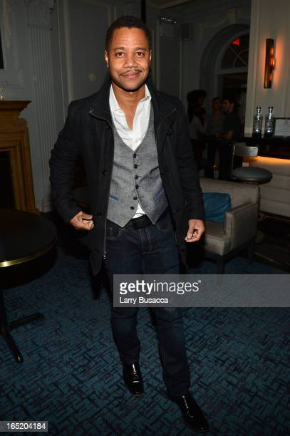 Actor Cuba Gooding Jr attends The Company You Keep New York Premiere After Party at Harlow on April 1 2013 in New York City
