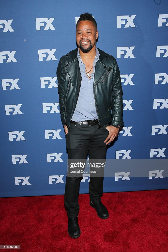 Actor Cuba Gooding Jr. attends the FX Networks Upfront screening of 'The People v. O.J. Simpson: American Crime Story' at AMC Empire 25 theater on March 30, 2016 in New York City.