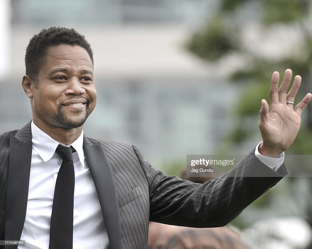 Actor Cuba Gooding Jr. attends the IIFA Awards green Carpet held at the Rogers Centre on June 25, 2011 in Toronto, Canada.
