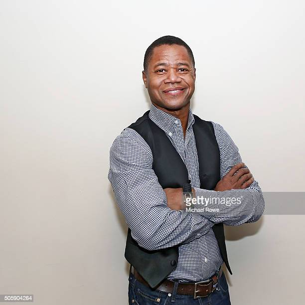 Actor Cuba Gooding Jr is photographed for Essencecom on December 1 2014 in New York City