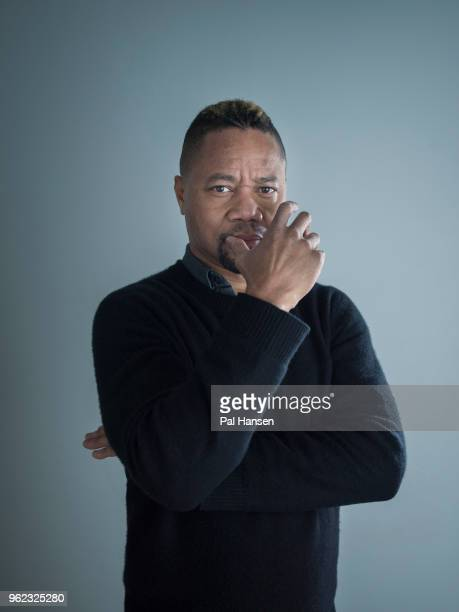 Actor Cuba Gooding Jr is photographed for the Guardian newspaper on March 8 2018 in London England