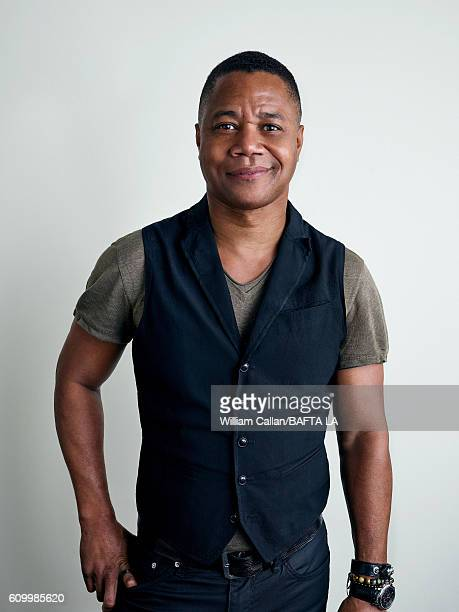 Actor Cuba Gooding Jr poses for a portrait BBC America BAFTA Los Angeles TV Tea Party 2016 at the The London Hotel on September 17 2016 in West...