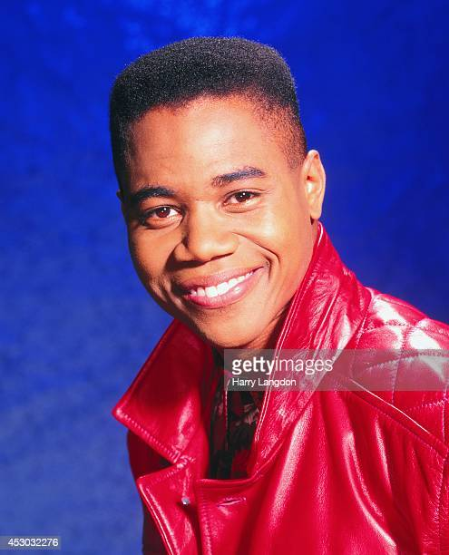 Actor Cuba Gooding Jr. Poses for a portrait in 1992 in Los Angeles, California.