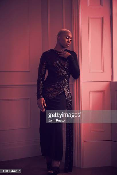 Actor Cynthia Erivo is photographed for 20th Century Fox on June 16, 2018 in London, England.