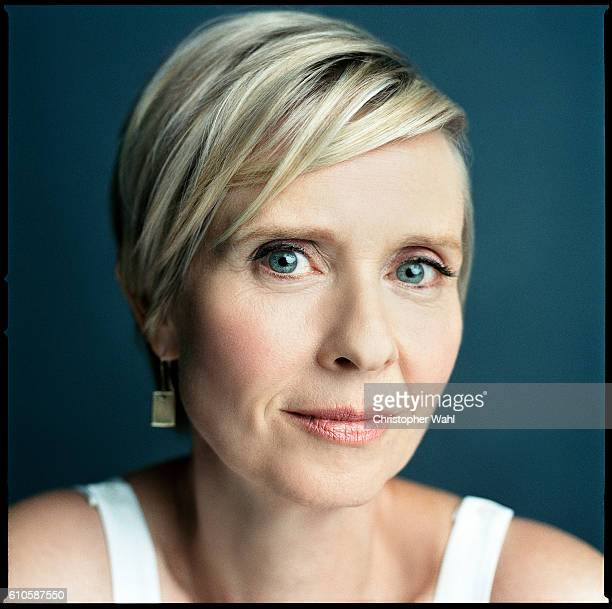 Actor Cynthia Nixon is photographed for The Globe and Mail on September 12 2016 in Los Angeles California