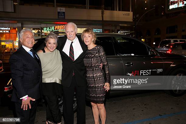 Actor Dabney Coleman and guests attend the world premiere of Rules Don't Apply at AFI Fest 2016 presented by Audi at TCL Chinese Theatre on November...
