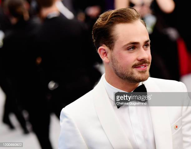 Actor Dacre Montgomery attends the 26th annual Screen Actors Guild Awards at The Shrine Auditorium on January 19 2020 in Los Angeles California