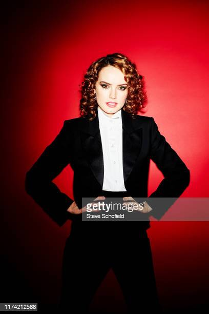 Actor Daisy Ridley is photographed for Empire magazine on March 18, 2018 in London, England.