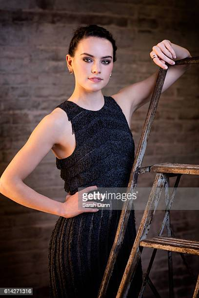 Actor Daisy Ridley is photographed for Empire magazine on March 20, 2016 in London, United Kingdom.