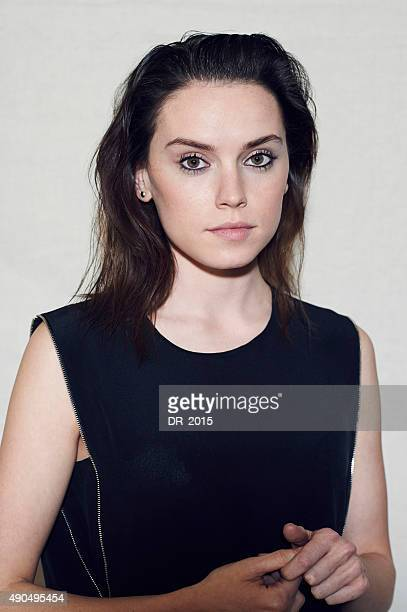 Actor Daisy Ridley is photographed on February 20, 2014 in London, England.